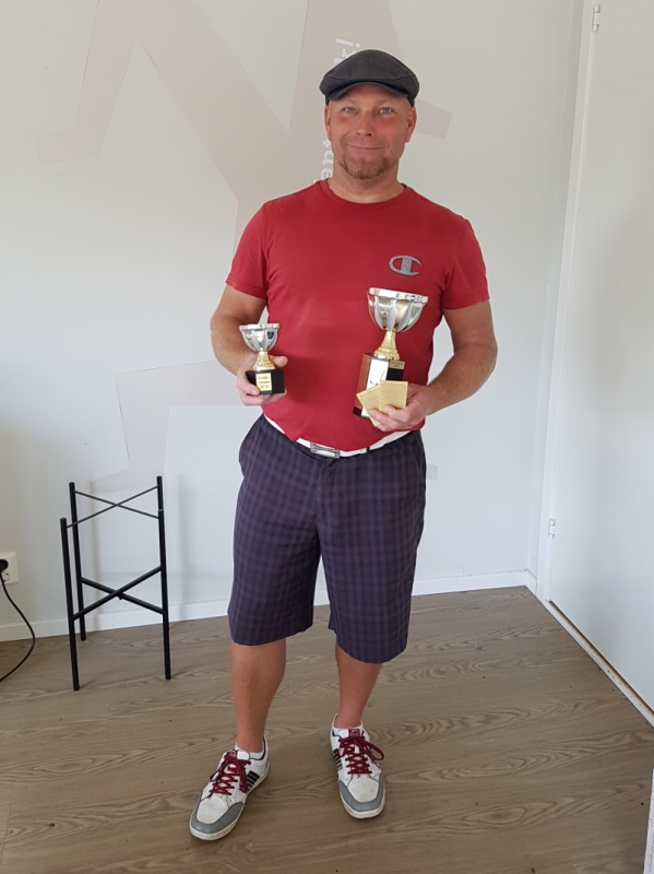 Jonny Nilsson Klubbmästare 2018